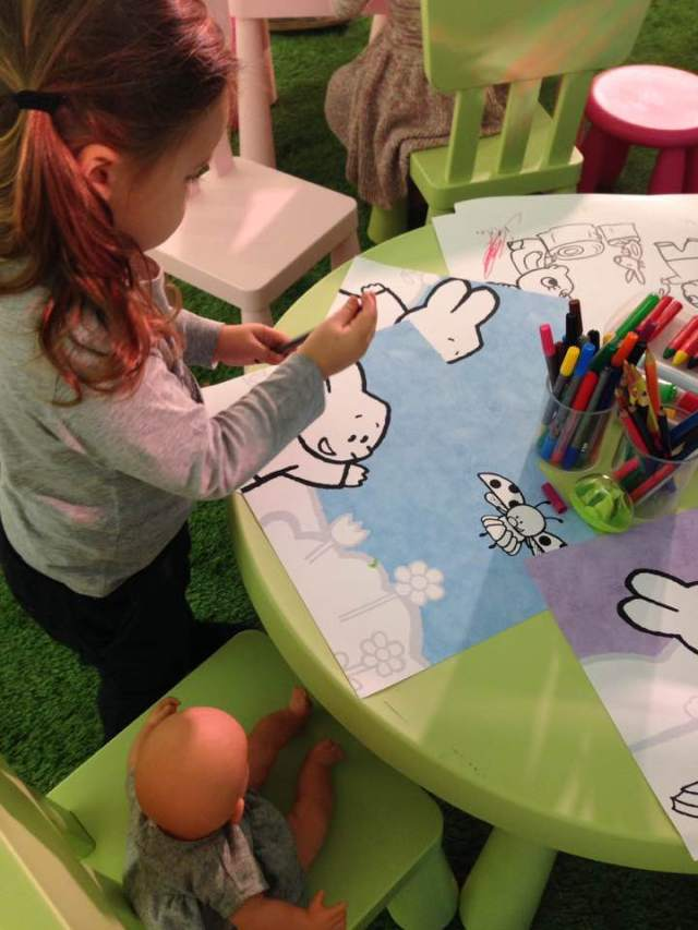 Atelier Coloriage transformer en Set de Table - YOU TUBES KIDS