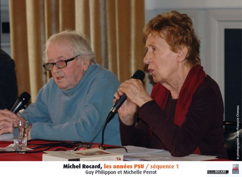 4- Guy Philippon, Michelle Perrot