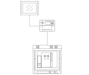 Switchgear HMI, Custom Design Human Machine Interface