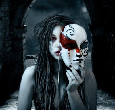Paranormal Girl Wallpaper Belles Images Sombres Page 2