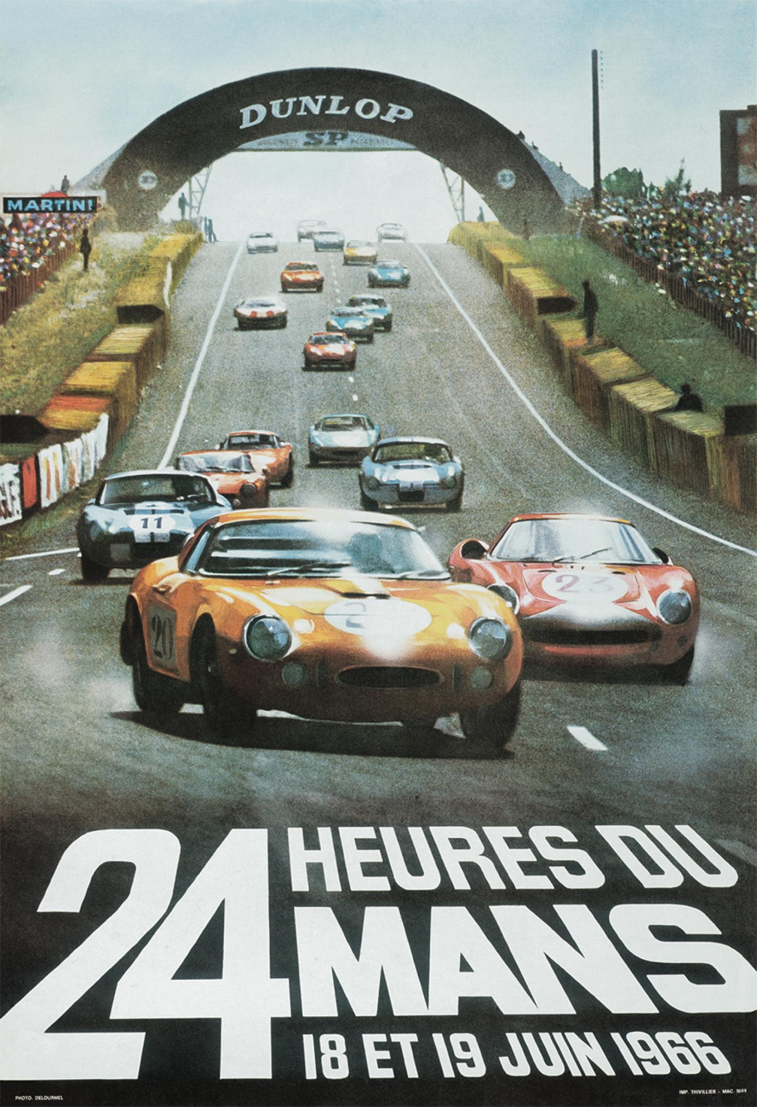 Musée Des 24 Heures Du Mans : musée, heures, Heures, édition, Normes, Revivre, Musée, 24h-lemans.com