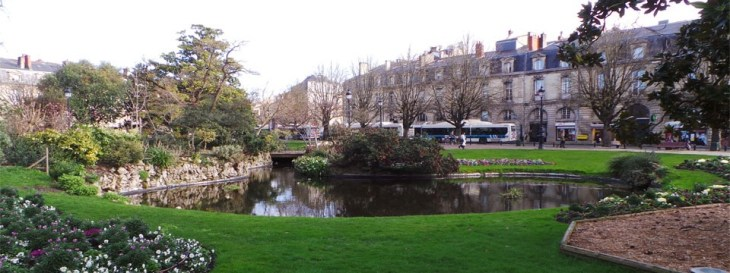 Place Gambetta - Le Map Bordeaux - Local English City Guide