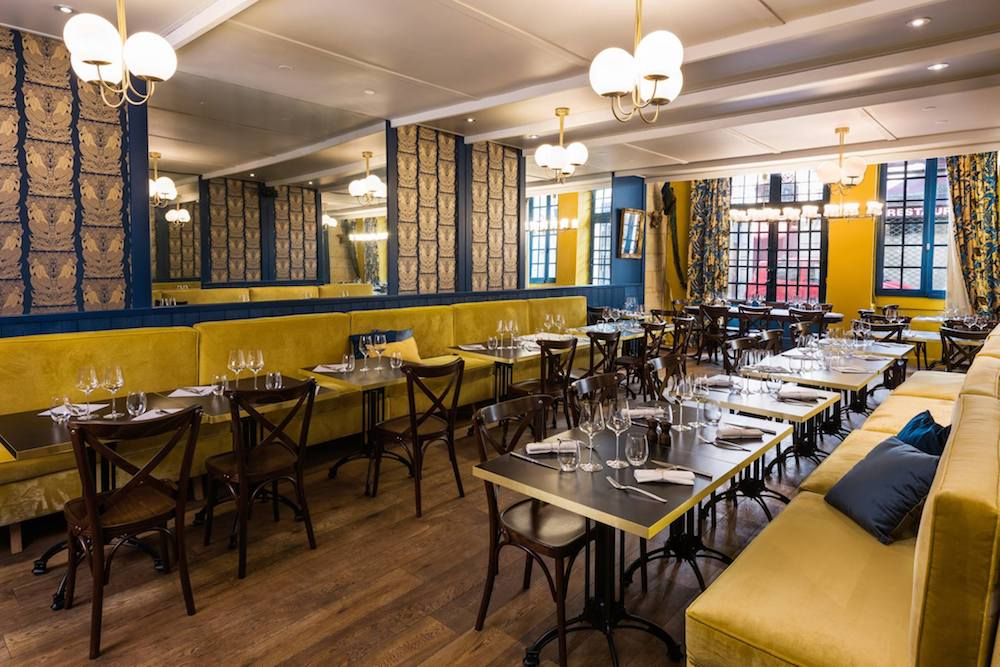 Frida  Restaurant  Bar  Cocktail  Vin  Le Map Bordeaux