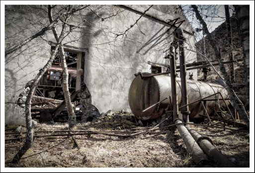 Tchernobyl ?