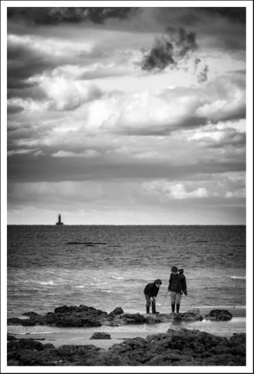 Pêcheurs à la Couarde