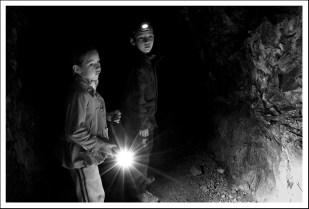 Dans le gouffre du Béout