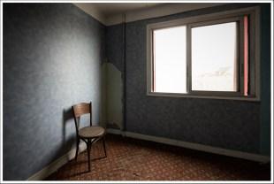 Chambre spartiate