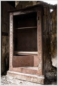 L'armoire blindée