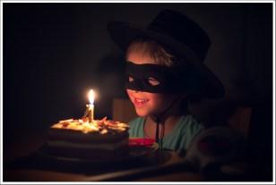 Les 4 ans de Zorro