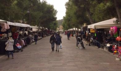 Porto San Giorgio Thursday Market.