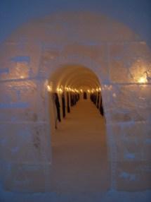 Alta Ice Hotel Norway Wonders Of World