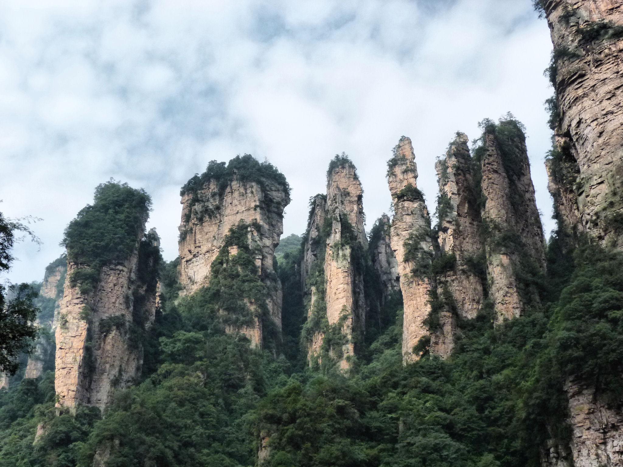 Best Rock Pillars / Formations