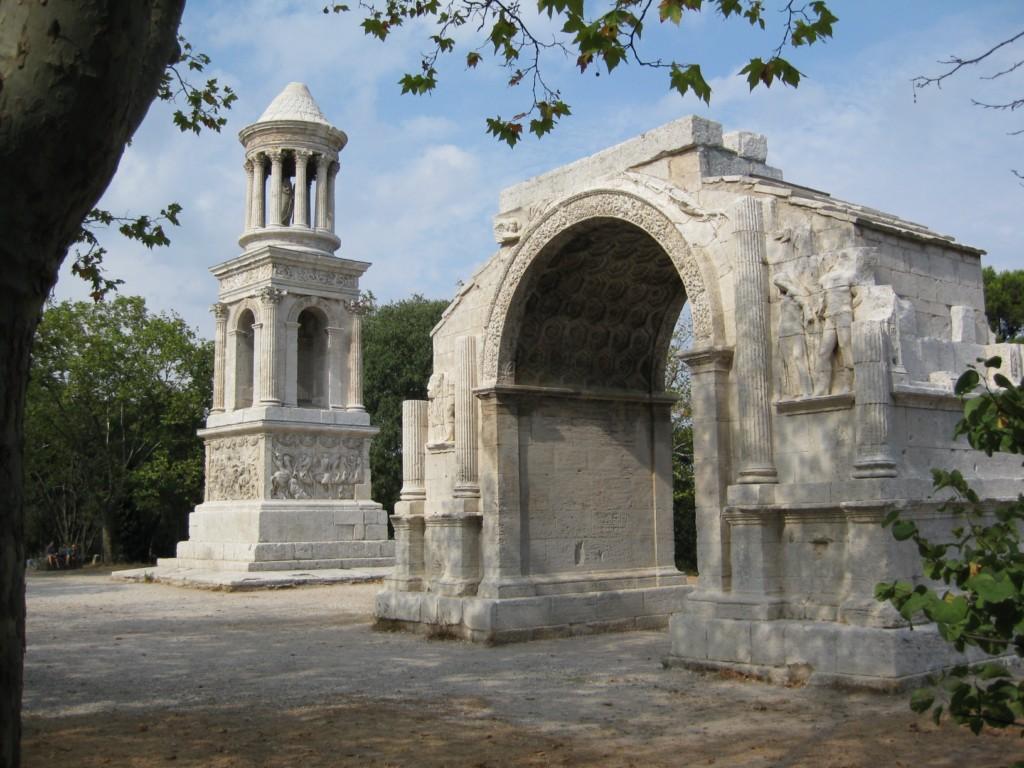 Saint Rmy De Provence Ville De Provence Lieux Visiter