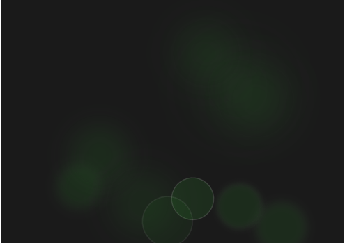 Dark green bokeh in Inkscape - LeMasney Consulting