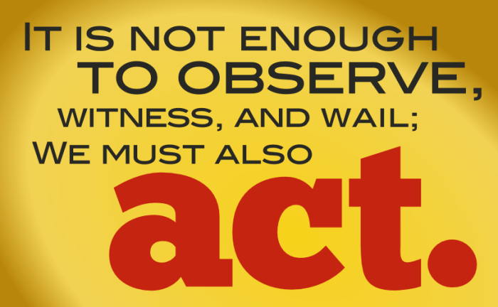 A haiku for activism by John LeMasney via 365sketches.org #typography #design#Inkscape