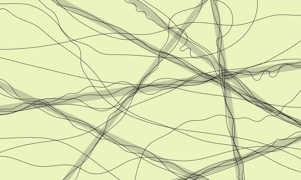 33 of 365 - Desired line design principle by John LeMasney via lemasney.com