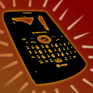Blackberry illustration