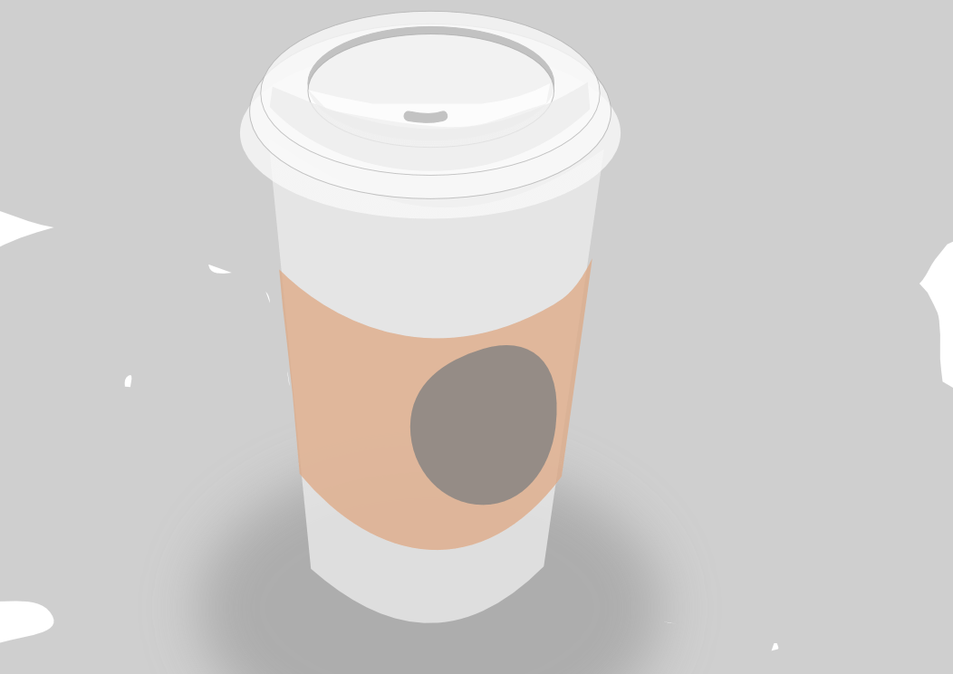 68 Of 365 Simple Sketch Of A Coffee Cup Lemasney Creative