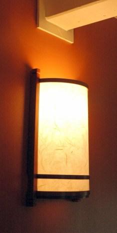Jedediah Higgins House, Kingston, NJ, Interior, Light fixtures, cc-by lemasney