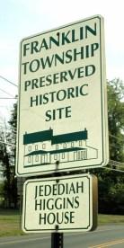 Jedediah Higgins House, Princeton, NJ, Exterior, preserved historic site, cc-by lemasney