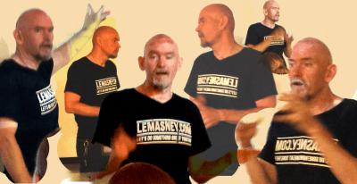 John LeMasney teaching