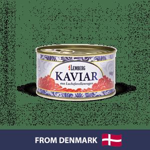 Salmon Trout Caviar, 120g
