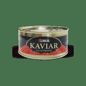Pink Salmon Caviar ALASKA GOLD, 250g
