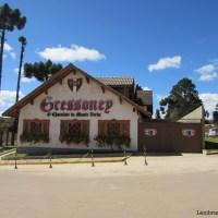 Fábrica de Chocolate Gressoney  em Monte Verde - Minas Gerais