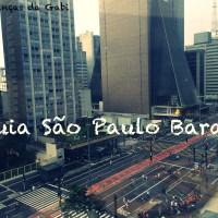 Curta São Paulo gastando pouco