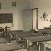 La escuela en Vegarienza