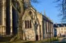 Cathedral of Amiens from le Parc de l'Evêché