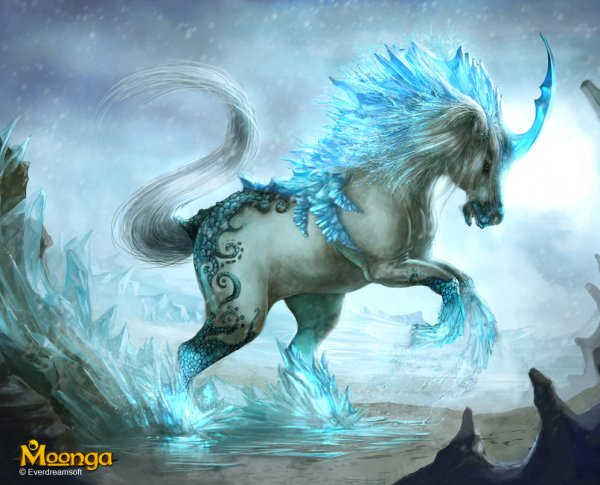 Mystical Creatures Unicorns Werewolves