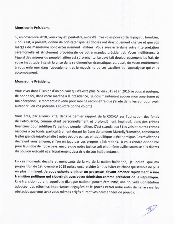 PetroCaribe : Reginald Boulos, vengeance ou rédemption ? 2