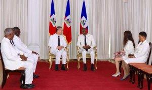 Haïti-Diplomatie : Un nouvel ambassadeur de la République de Taïwan est accrédité en Haïti 2