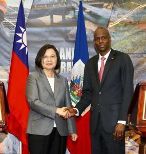 Haïti-Diplomatie : Un nouvel ambassadeur de la République de Taïwan est accrédité en Haïti 3