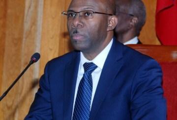 Haïti-Politique: Le Sénateur du Sud-est Dieupie Chérubin propose l'installation du Gouvernement sans la ratification du Sénat 4