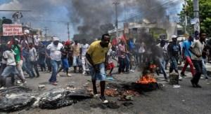 Haïti-Crise : Alors que le carburant manque, le pays brûle pourtant 1