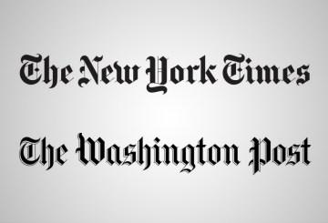États-Unis: La Maison Blanche met fin à ses abonnements au New York Times et au Washington Post 1