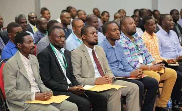 Haïti/Agriculture : Le Président Jovenel Moïse s'entretient avec les directeurs agricoles communaux 1