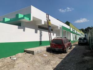 Santé-Infrastructure : Vers la fin des travaux de reconstruction de l'Hôpital général 1
