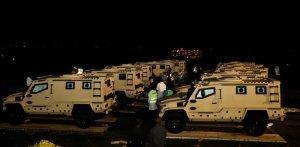 Haïti-Sécurité : Jovenel Moïse a remis des véhicules blindés aux autorités policières 2