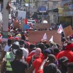 Haïti-Sécurité : Différentes catégories sociales dénoncent les violences perpétrées par les policiers réfractaires ces 17 et 19 février 2020 1