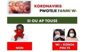 Haïti-Santé: L'État se mobilise pour faire face au coronavirus 1