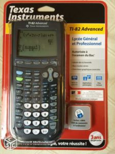 Ti 82 Advanced Mode Examen : advanced, examen, Calculatrice, Texas, Instrument, Advanced, Meilleur