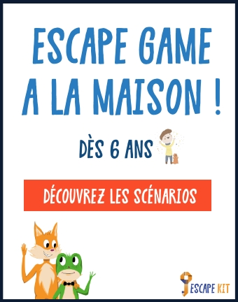 escape game maison
