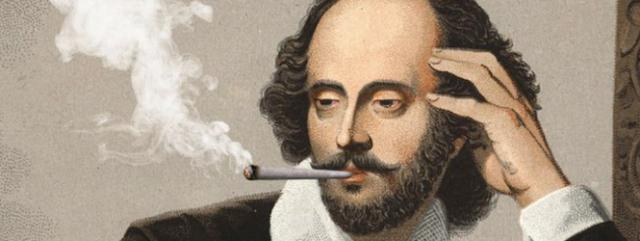 william-shakespeare-anglais-fumeur-beuh-weed