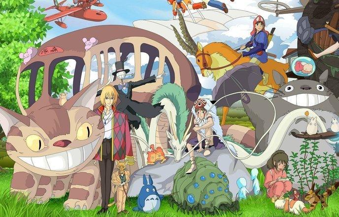 miyazaki-univers-animé