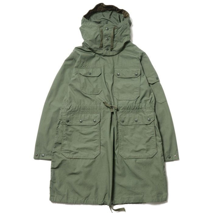 parka oversized engineered garments