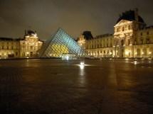 Secret Entrance Louvre Museum Le Michaux