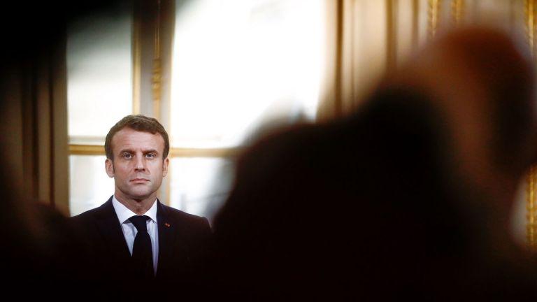 Retrouvez la tribune de William Thay, Président du Millénaire, dans les Échos «le quinquennat d'Emmanuel Macron est terminé»
